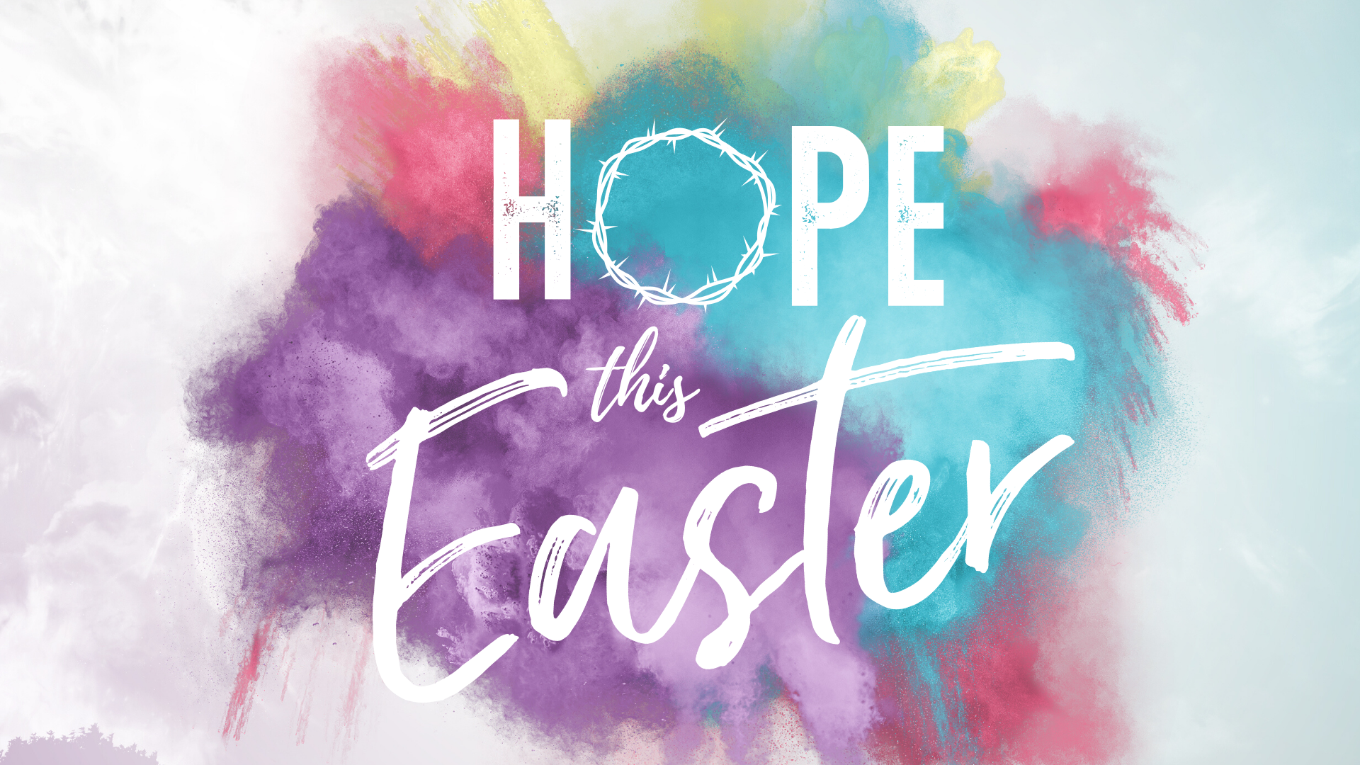 Hope this Easter - Resurrection Sunday