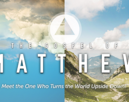 On the Mountaintop with Jesus: Challenge and Comfort