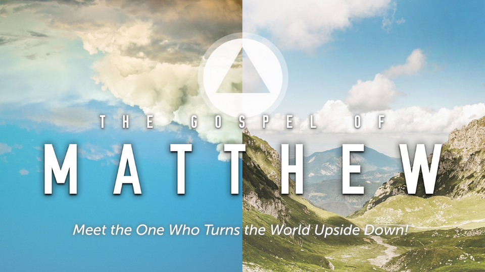 Matthew 14:13-21 - A Christ Centred Community
