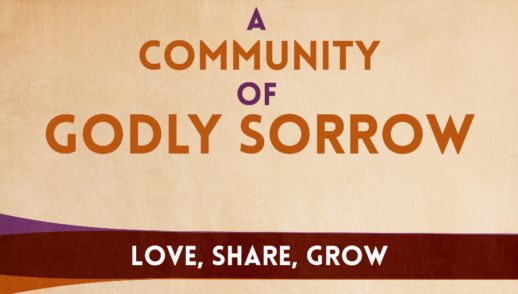 A Community of Godly Sorrow